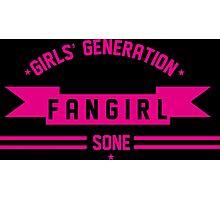 FANGIRL GG Photographic Print