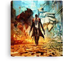 Devil May Cry 5 - Dante Canvas Print