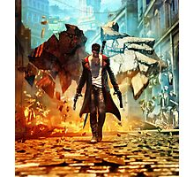 Devil May Cry 5 - Dante Photographic Print