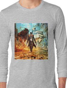 Devil May Cry 5 - Dante Long Sleeve T-Shirt