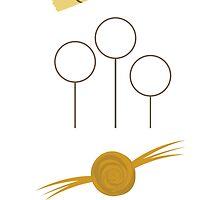 Minimalist Quidditch  by memorytree