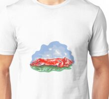Lechon Roast Pig WPA Unisex T-Shirt