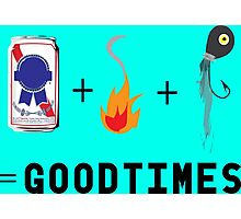 goodtimes Photographic Print