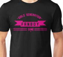 GIRLS GENERATION FANBOY Unisex T-Shirt