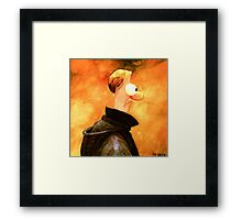 Mee (Low) Framed Print