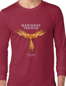 marianas trench wildfire Long Sleeve T-Shirt