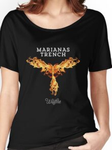 marianas trench wildfire Women's Relaxed Fit T-Shirt