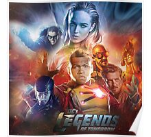 The Legends of Tomorrow Poster