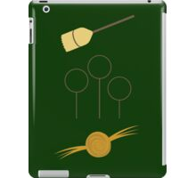 Slytherin Quidditch Team  iPad Case/Skin