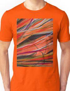 Abstract 1 Digitally Enhanced 1  Unisex T-Shirt