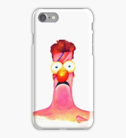 Memeeme Mee (Aladdin Sane) iPhone Case/Skin