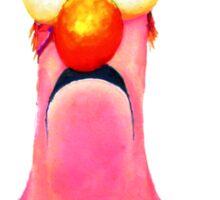 Memeeme Mee (Aladdin Sane) Sticker