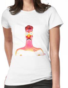 Memeeme Mee (Aladdin Sane) Womens Fitted T-Shirt