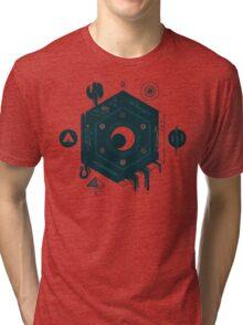 Crescent Tri-blend T-Shirt