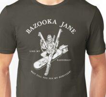 Bazooka Jane Unisex T-Shirt
