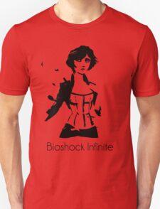 Bioshock Infinite T-Shirt Elizabeth T-Shirt