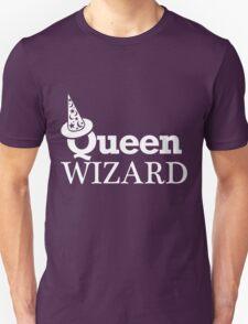 QUEEN WIZARD Unisex T-Shirt