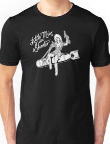 Little Miss Six Shooter Unisex T-Shirt