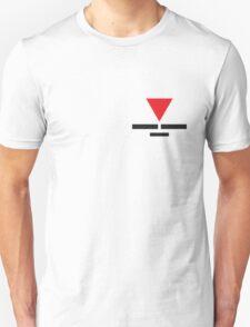 Papyrus Chest buttons T-Shirt