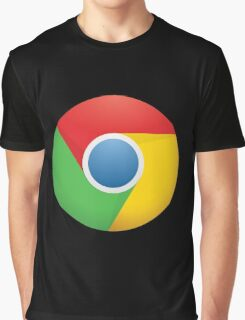 Google Chrome Graphic T-Shirt