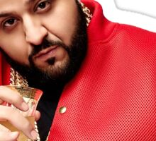 DJ Khaled Sticker