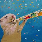 Happy New Year by Michael Creese