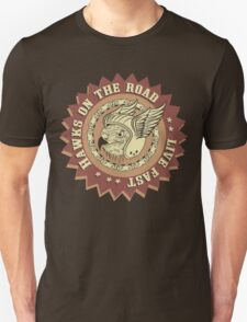 Hawks the road T-Shirt