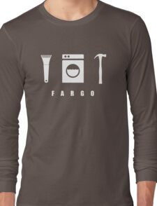 Fargo Symbols Long Sleeve T-Shirt