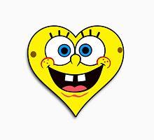 I Luv Spongebob SquarePants Heart Unisex T-Shirt