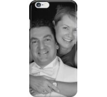 Colin and Sian, Christmas 2015 iPhone Case/Skin