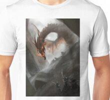 Dark Dragon Unisex T-Shirt