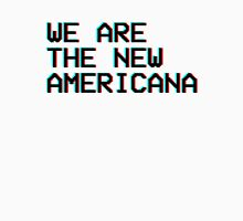 WE ARE THE NEW AMERICANA // HALSEY // INVERTED  Unisex T-Shirt