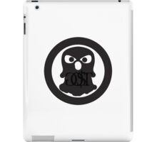 GO$T ghost logo iPad Case/Skin