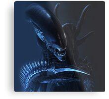 Alien - Xenomorph Metal Print