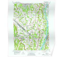 New York NY Delmar 137863 1953 24000 Poster