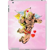 Valentine Cupid Hunk iPad Case/Skin