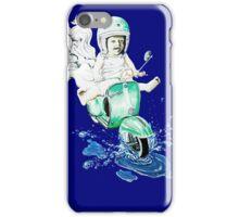 VESPA : baby biker iPhone Case/Skin