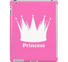 Crown of Princess iPad Case/Skin