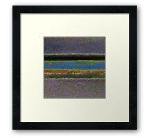 Iodine Framed Print