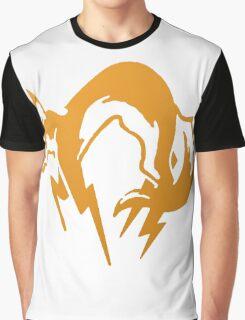 Foxhound Orange - Metal Gear Graphic T-Shirt
