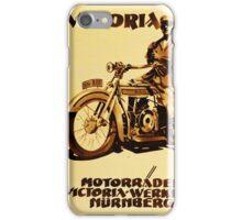 VICTORIA : Motorrader victoria iPhone Case/Skin