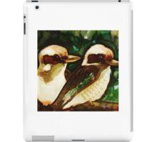 kookaburras iPad Case/Skin