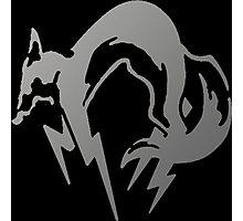 FoxHound Grey- Metal Gear Photographic Print