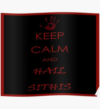 Sithis Poster