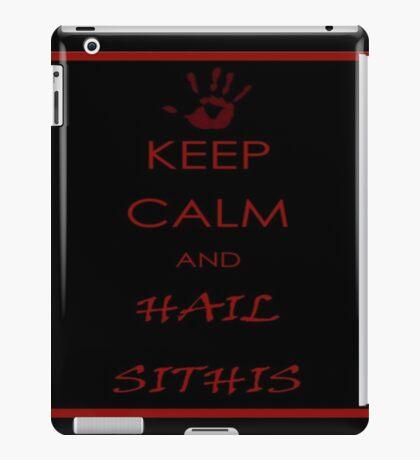 Sithis iPad Case/Skin