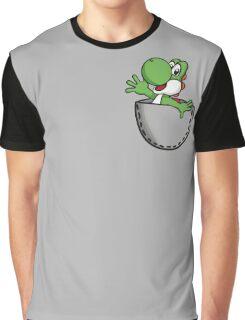 Pocket Yoshi Graphic T-Shirt