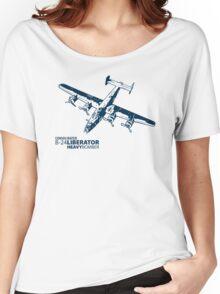 B-24 Liberator Women's Relaxed Fit T-Shirt