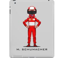 Michael Schumacher 2000 iPad Case/Skin