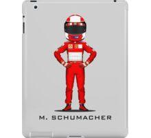 Michael Schumacher 2000 iPad Case/Skin