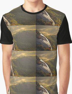 Mountain Landscape Nature Fine Art Photography 0003 Graphic T-Shirt